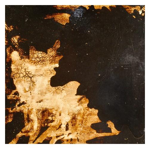 'Splash' (61 x 60cm, acrylic & mixed media on wood, 2008) £750